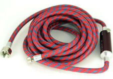 """New Paasche 20 Foot Air Hose with Moisture Trap Couplings A-1/8-20Mt 1/8"""""""