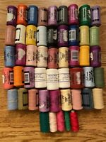 Large Lot 45 Punch Embroidery Thread Mostly New Crafts Needle Patterns