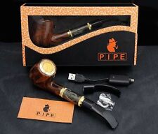 E Pipe 600 AUTHENTIC FULL KIT Imitate Wood Old Style Electronic Epipe USA SELLER
