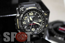 Casio G-Shock MUDMASTER Tough Solar Triple Sensor Men's Watch GWG-1000-1A