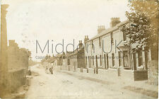 *RA354 Early RP POSTCARD The Village of Cayton - Scarborough - Posted 1909