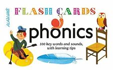 Phonics: 100 Key Words and Sounds, with Learning Tips (Flash Cards) New Paperbac