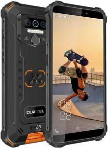 OUKITEL WP5 Rugged Smartphone 8000mAh Robusto Impermeabile Antiurto Cellulare