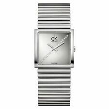 NEW Genuine Calvin Klein Ladies Crystal dial Bracelet watch K5623117 RRP £260