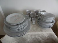 DENBY DAUPHINE / ENCORE DINNER SET - items available separately - SWEET PEAS