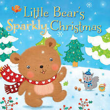 Little Bear's Sparkly Christmas, Julia Stone, New Book