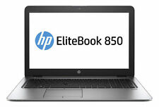 HP EliteBook 850 G3 I7-6600u 15.6 FHD AG LED SVA DSC 8gb Ddr4 RAM