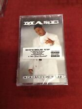 Mase:  Double Up (Cassette, 2005, Bad Boy Entertainment) NEW