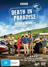 Death In Paradise : Series 9. (Dvd,2020)