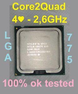 CPU Intel Core2Quad 4♥ (Q9450) 2,6GHz Socket LGA775 Cache 12Mb (100% OK tested)