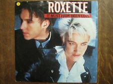 ROXETTE 45 TOURS GERMANY IT MUST HAVE BEEN LOVE (3)