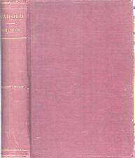 Edward Bulwer-Lytton . Harold Last of the Saxon Kings . c.1910 Burt HC