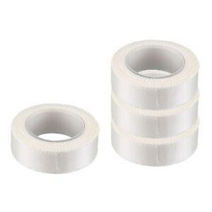 1/2/5 x Silk Medical Surgical Adhesive Tape Dressing Fixation Bandage 1.25cm*5m