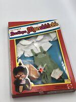 """Vintage Original Boutique Monchhichi For 8"""" Doll Disco Sport New In Box NIB 1980"""