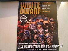 *** White Dwarf n°48 Codex Apocrypha / Cities of death / Le canyon de la mort