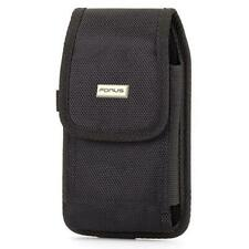 RUGGED CANVAS CASE HOLSTER SWIVEL BELT CLIP PROTECTIVE I6R for SMARTPHONES