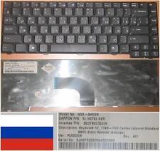 Qwerty Keyboard Russian ACER AS2930Z 2930Z 9J.N0F82.00R NSK-AH00R Black
