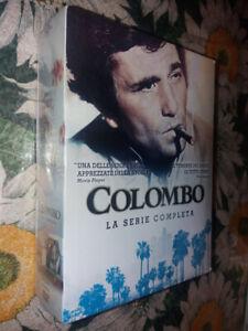 box+24 dvd nuovi Tenente COLOMBO-Serie Completa-Stag 1-2-3-4-5-6-7 ver Italiana