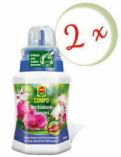 Sparset: 2 x COMPO Orchideendünger, 250 ml