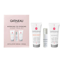 Gatineau AGE BENEFIT 15ml + Peeling Expert 15ml + YOUTH SERUM 5ml * WORTH £49