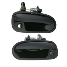 Pair Front Left +Right Outside Exterior Door Handle for Honda Civic 96-2000 C3M3