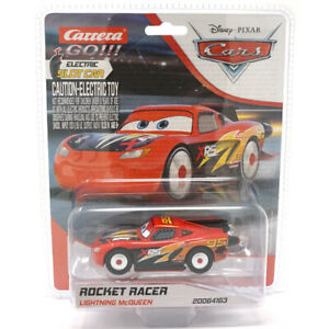 Carrera GO! 64163 Disney·Pixar Cars Lightning McQueen Rocket Racer 1/43 Slot Car