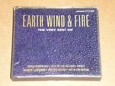 EARTH, WIND & FIRE - THE VERY BEST OF - 2 CD COME NUOVO (MINT)