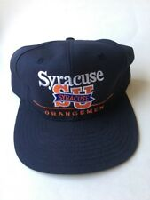 Vintage Syracuse University Orangemen Snapback  NCAA Snapback Hat Cap