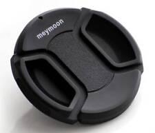 meymoon 62mm Objektiv Deckel mit Clip Verschluss Cap (kappe)