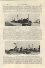 1925 Osborne Adelaide Powerstation e sistema di trasmissione piano 2 Torri Croydon