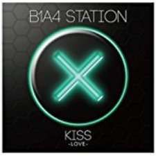 B1A4-B1A4 STATION KISS-JAPAN CD D99