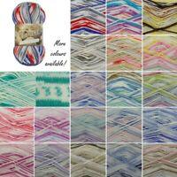 King Cole 100g Cherish Baby DK Double Knitting Yarn Low Pill Acrylic Wool Ball