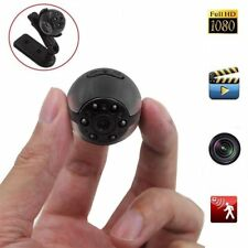 Mini Spy Hidden Camera,1080P Full HD 6 LED Infrared Night Vision Motion Camera