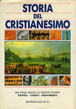 Storia del Cristianesimo. Dai primi secoli ai giorni nostri- 1992 - ST933