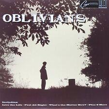 LP OBLIVIANS PLAY 9 SONGS WITH MR QUINTRON GARAGE PUNK  VINYL