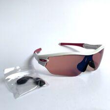 Oakley Sunglasses * Radar Edge Pearl w/ G30 Iridium Lenses 9184-10 Women