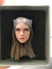 "VERYCOOL VCF-2031 1/6th Scale Villa Head Sculpt For 12"" Female Action Figure"