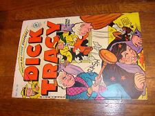"""DICK TRACY #58,  HARVEY COMIC, """"VF"""""""