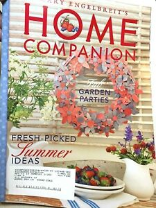 Mary Engelbreit's Home Companion June July 2003  Excellent Condition