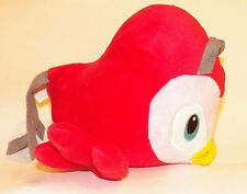 "Luv Bird Red Plush 8"" Stuffed Animal Toy National Entertainment Network Love"