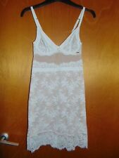 M&S Autograph 'Lisette Lace' U/Wired Non-Padded Bridal Slip 32B Cream BNWoT