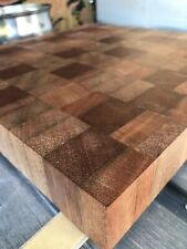 Handmade End grain chopping board