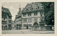 Ansichtskarte Gotha am Markt  (Nr.9258)