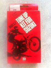 Vintage Suzuki Ignition Tune Up Kit Spark Plug Points & Condenser RM50 78-79