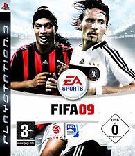 Fifa 09 Fußball für Sony Playstation 3 Ps3 Neu/Ovp/Deutsch