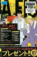 Akimi Yoshida manga Banana Fish vol.11~15 Set (Reprint BOX vol.3) Japanese Comic