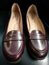 Dexflex comfort Women's Shoes 6 And 1/2 loafer Flats Brown new no box slip on