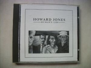 Howard Jones: Human's Lib