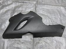 05 06 Kawasaki ZX6 636 ZX6R 600 OEM Left Lower Fairing Black
