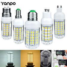 B22 E27 E14 G9 GU10 LED Corn Light Bulb 9W 12W 18W 20W 25W 5730 SMD White Lamp